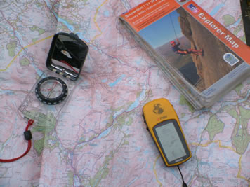 Navigation Courses in Snowdonia